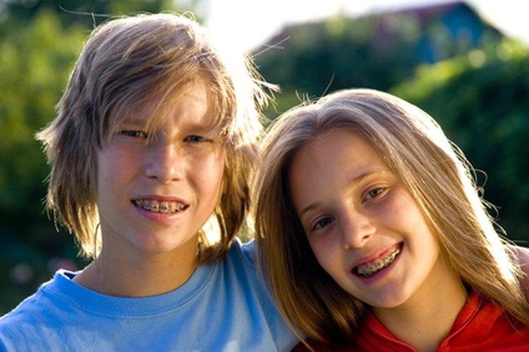 La pubertad inica cuando las características sexuales comienzan a desarrollarse.
