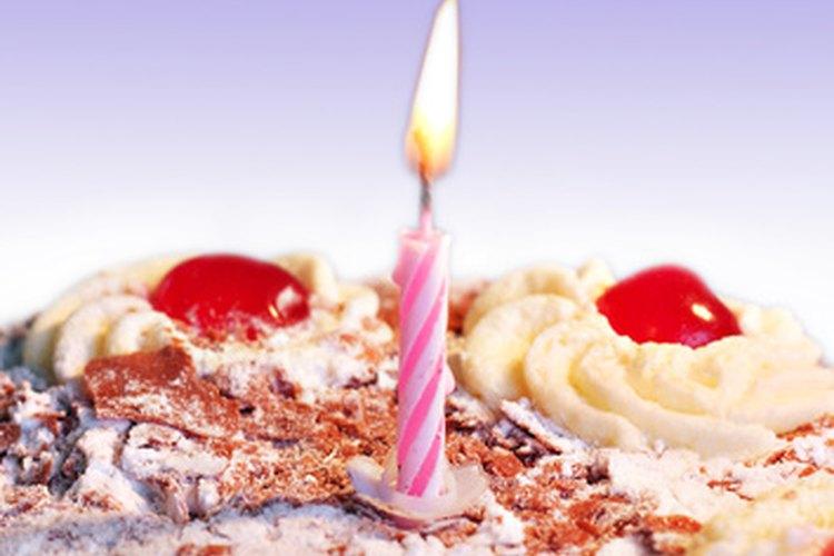 Torta de cumpleaños para maestros.