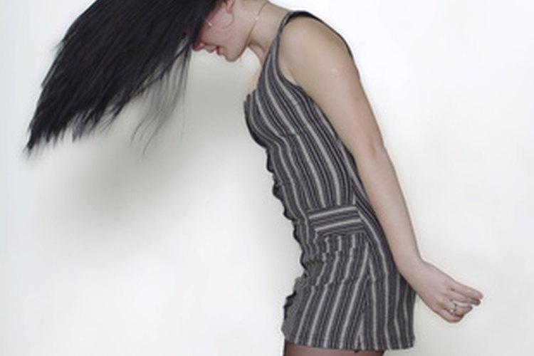 Elige las extensiones de cabello adecuadas para tu pelo liso natural.