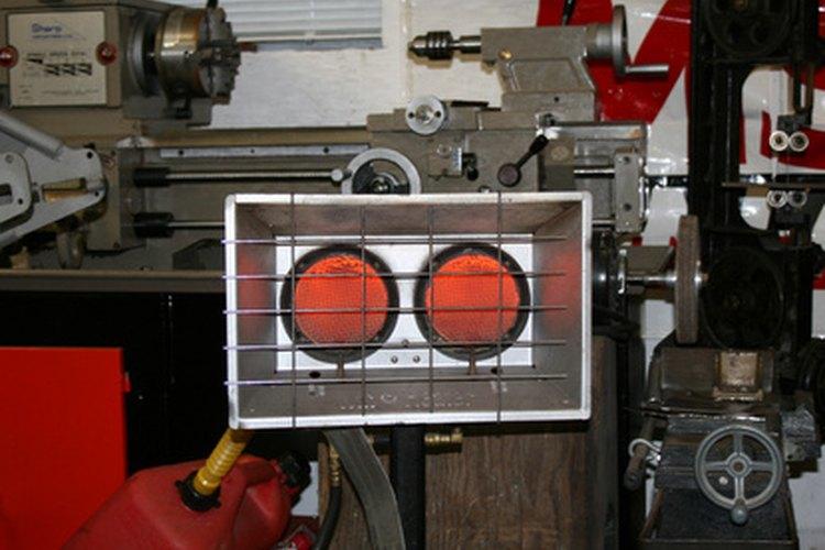 Los calentadores de aceite pueden presentar peligros de incendio.