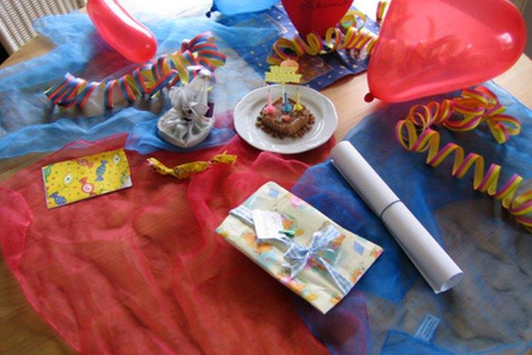 Las fiestas temáticas son siempre una opción divertida para cualquier cumpleaños.