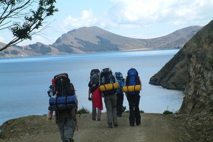 Las cuotas de admisión a los parques en Bolivia generan miles de dólares al año.