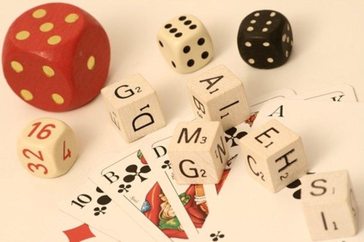 La formación de equipos es el resultado de juegos corporativos.