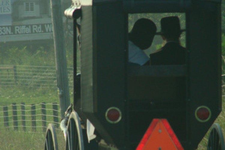 El cortejo Amish está pensado como un método práctico para encontrar una pareja adecuada.