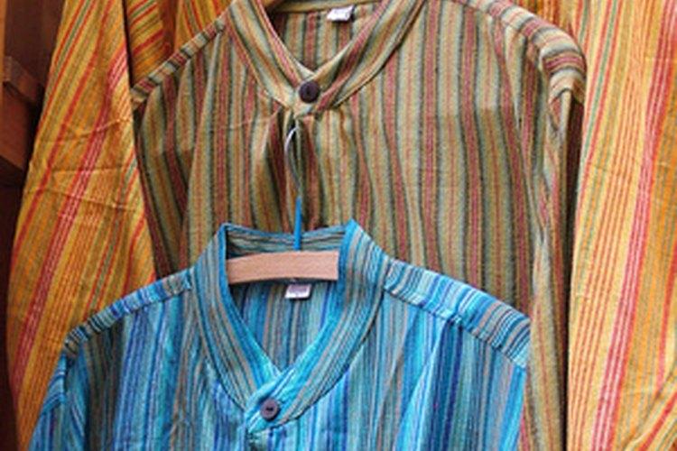 La gente se ha tenido que vestir desde que la ropa se inventó.