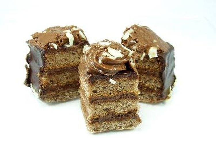No comas productos de granos crudos o pan de panaderías, pasteles, rosquillas o panecillos.