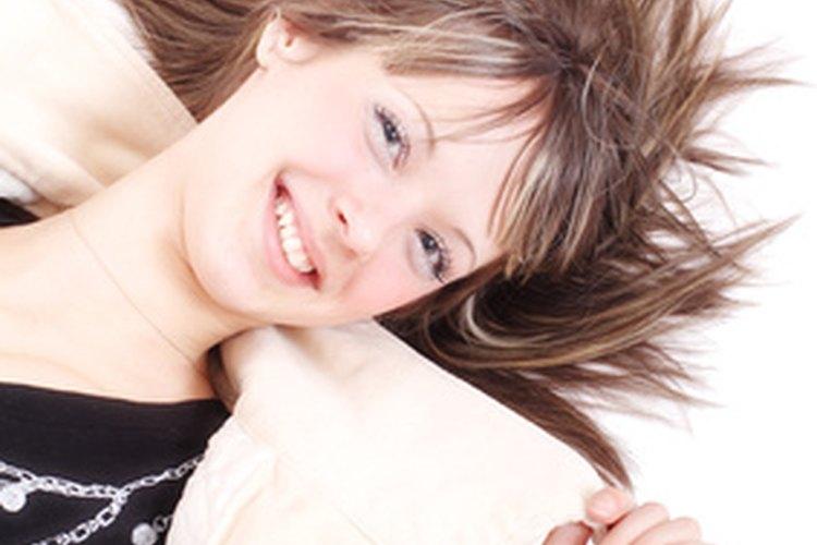 El cabello les importa a las niñas preadolescentes.