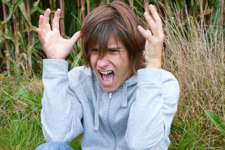 Enseña a tus estudiantes formas seguras y efectivas de expresar la rabia.
