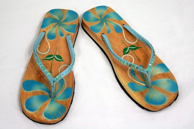 Sandalias hippie
