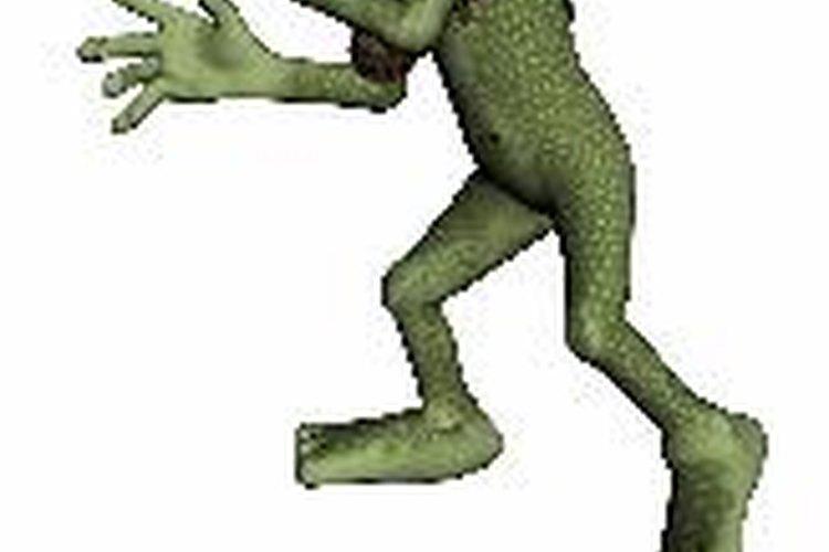 ¡El estereotipo de los extraterrestres nos dice que son verdes!