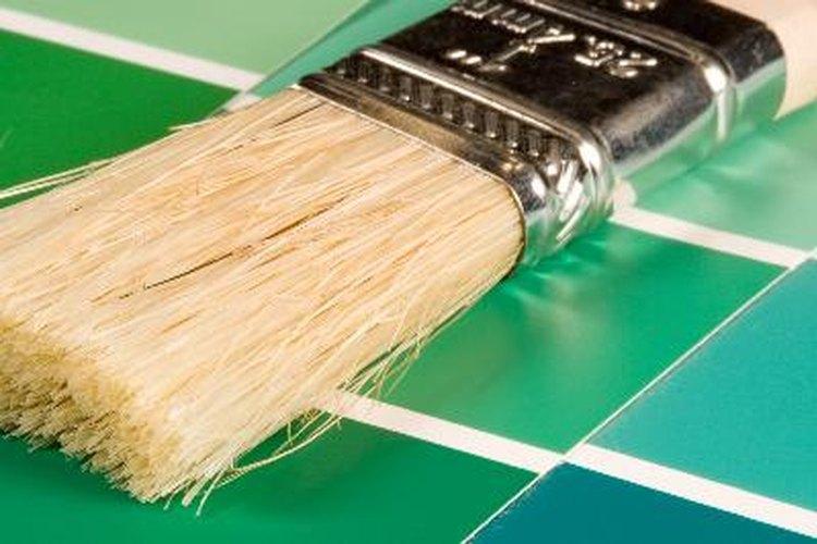 El esmalte es lavable y durable, indicado para superficies con mucho tránsito.