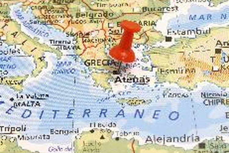 Poseidón trató de superar a Atena, pero falló.