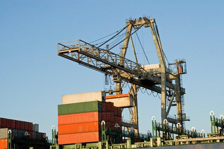 Los acuerdos de comercio multilaterales abarcan los bienes, los servicios y la propiedad intelectual.