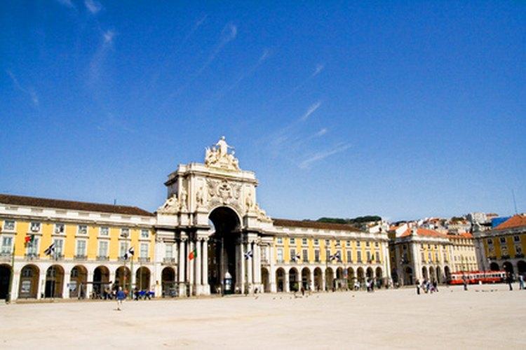 Plaza de Comercio.