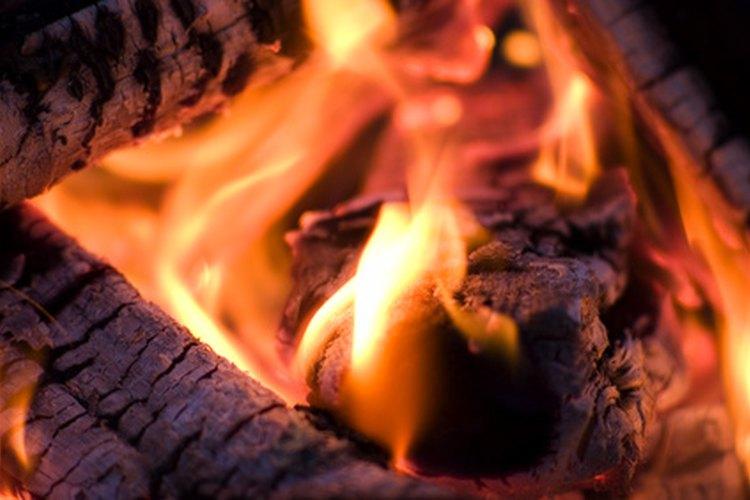 La ceniza de madera tiene muchos beneficios para los jardineros y propietarios de tierras.