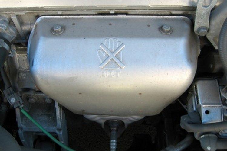 Motor diesel.