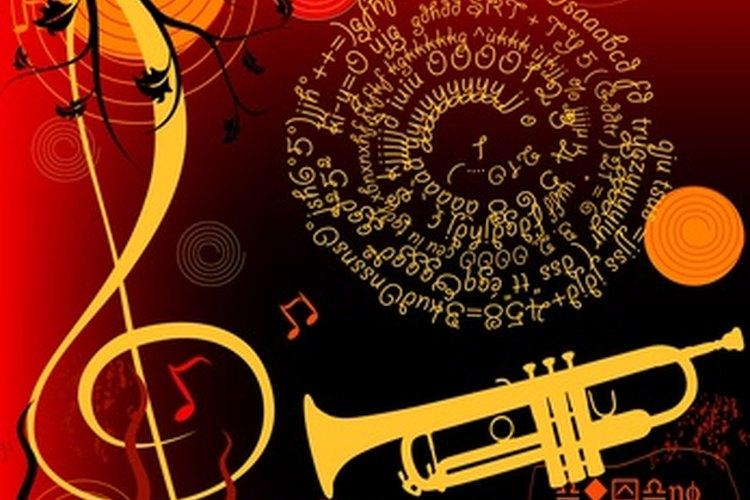 Puedes encontrar motivos musicales en cualquier cosa, desde camisetas hasta corbatas.