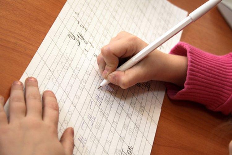Proporcionar trabajo campana para mantener a los estudiantes ocupados cuando entran en el aula.