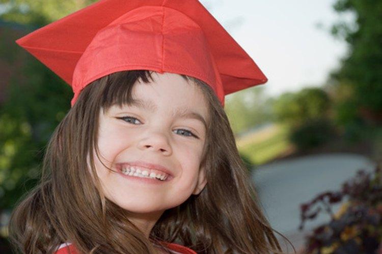 Tener una graduación de la escuela primaria les da a los niños algo que recordar.