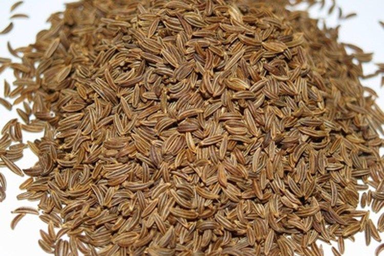 Las semillas de comino tienen un sabor fuerte y característico.