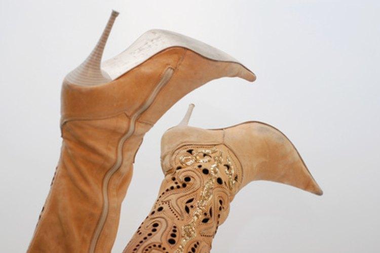 Las botas de moda del Oeste son pobres en cuanto a funcionalidad pero destacan en el estilo.