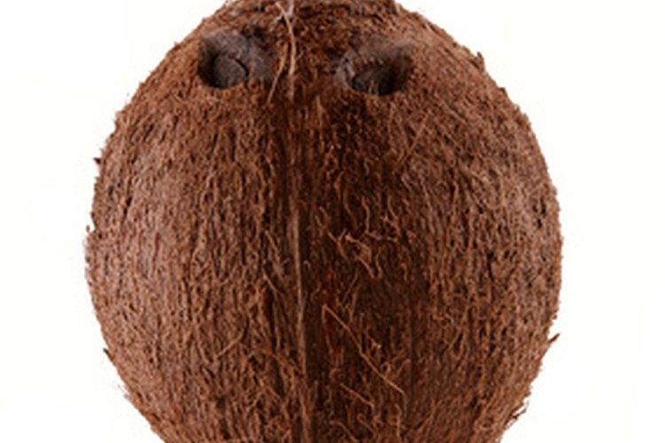 El aceite del coco se extrae con diferentes métodos.