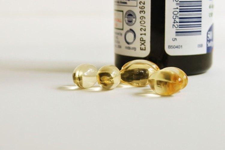 Muchas capas base contienen ingredientes nutritivos como la vitamina E.