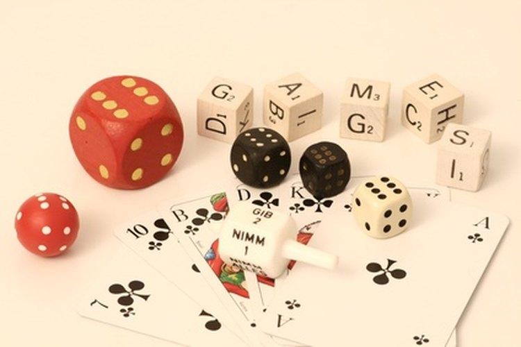 Inventar un juego extiende tu creatividad e imaginación.