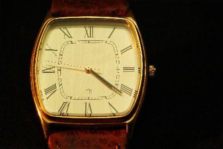 Los relojes de pulsera han evolucionado mucho desde su creación.