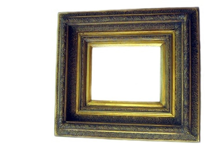 Cómo hacer marcos para fotos hechos de cartón |