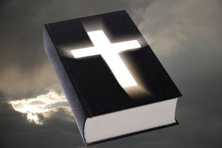 Aprende los libros de la Biblia.