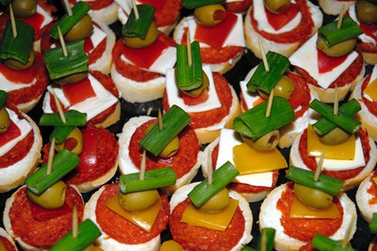 Ideas de comida para el men de fiesta de adultos - Comidas para cumpleanos en casa ...