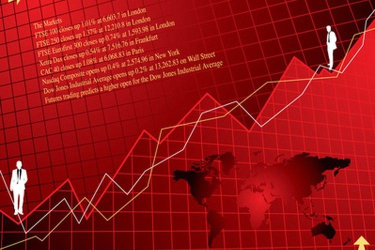 Los bancos y las compañías manufactureras emplean analistas.