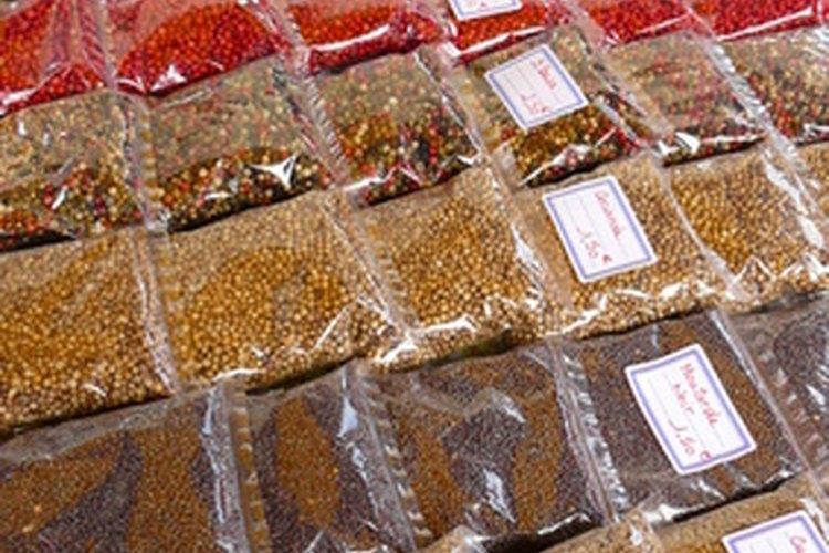 Las especias y hierbas le dan a la comida mexicana su sabor distintivo.