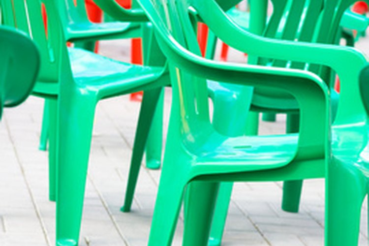 C mo decorar sillas pl sticas - Sillas plasticas baratas ...