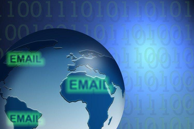 El GAL se utiliza para almacenar las direcciones de correo electrónico interno.