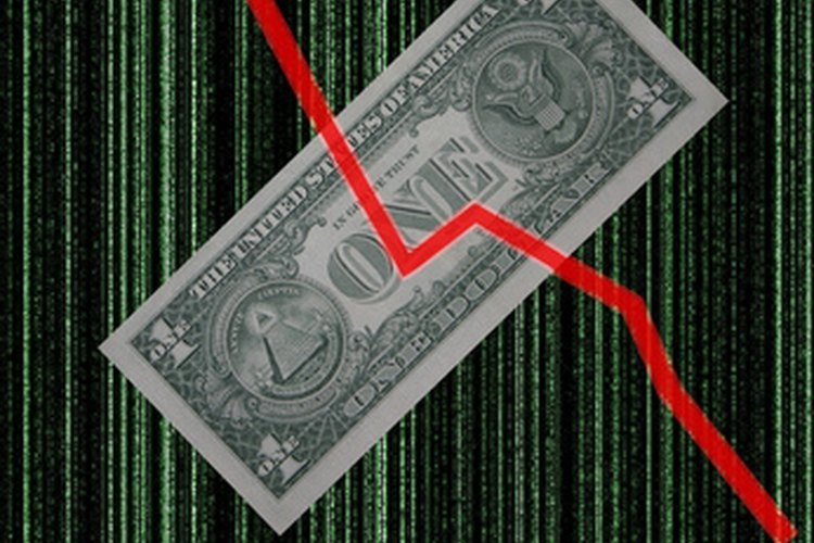 La caída de la bolsa en 1929, en el llamado Martes Negro, fue el comienzo de la Gran Depresión.