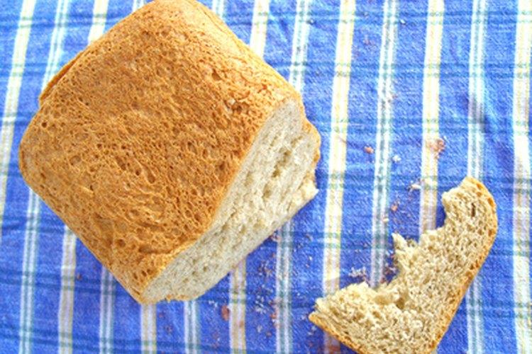 El pan kosher es fácil de hacer.