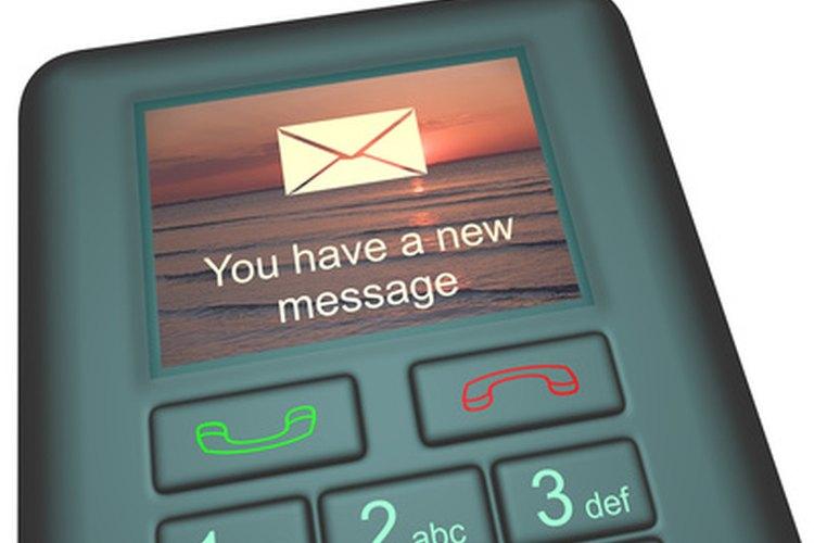 Algunas empresas utilizan la mensajería de texto para difundir información rápidamente.