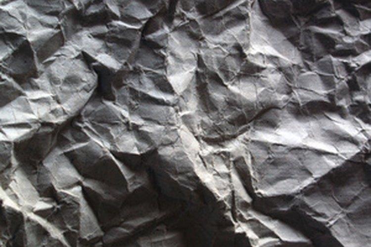El papel de aluminio es un buen sustituto al papel encerado.