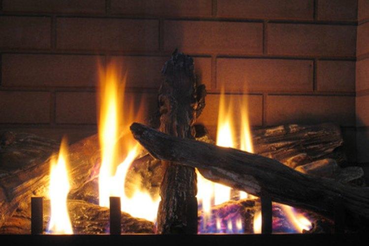 Calienta tu hogar con fuego.