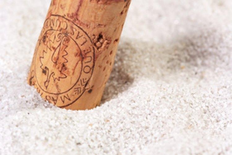 Los niveles de humedad que son demasiado bajos pueden provocar la evaporación del vino.