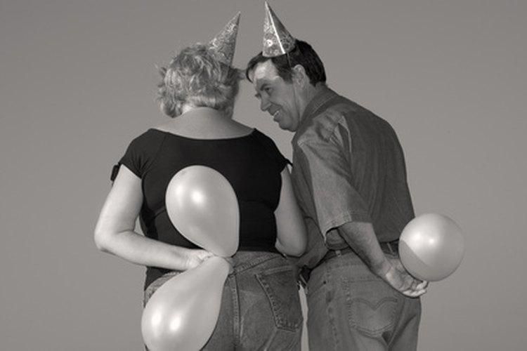 Nunca se es demasiado grande para celebrar un cumpleaños.
