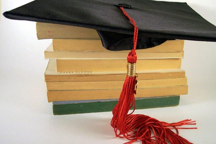 Las ceremonias de graduación se remontan a siglos atrás.