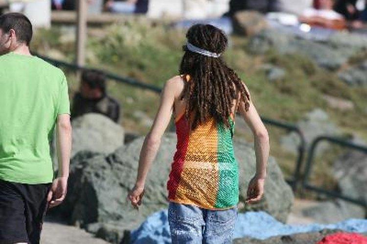 Camisetas hippie
