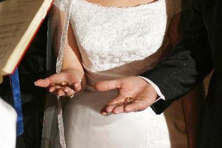 La anulación de un matrimonio puede ser un trámite largo y complejo.