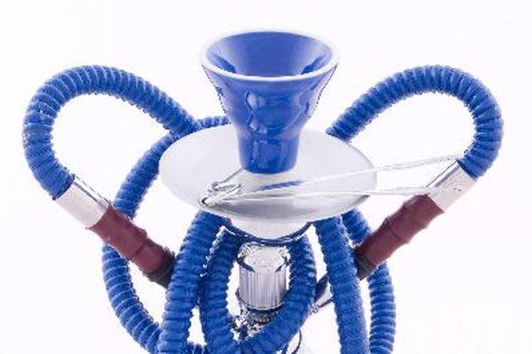 Consejos para fumar hookah.