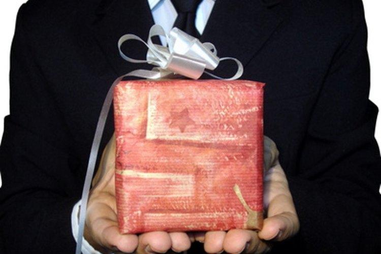 Cada invitado debe aportar un regalo