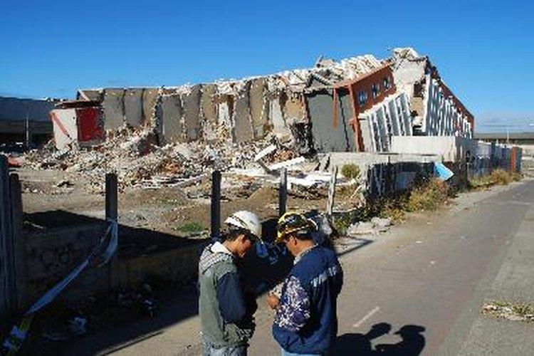Cómo construir casas a prueba de terremotos.