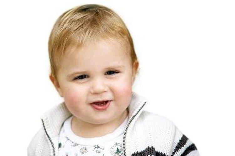 Un niño de 14 meses de edad puede ser selectivo cuando se trata de alimentos.